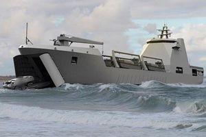 Thái Lan ký hợp đồng mua tàu đổ bộ của Trung Quốc
