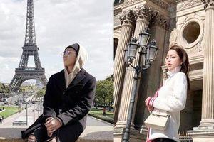 Giữa tin đồn chia tay, Soobin Hoàng Sơn và bạn gái đều cùng có mặt ở Pháp: Liệu có chỉ là trùng hợp?