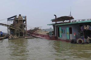 Sắp khoán nạo vét luồng, bãi cạn trên đường thủy