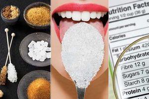 Mẹo giảm đường trong thực phẩm để phòng tránh các bệnh mạn tính