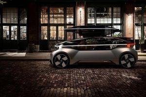 Volvo 360c - Chiếc xe tự lái không vô lăng đầu tiên trên thế giới
