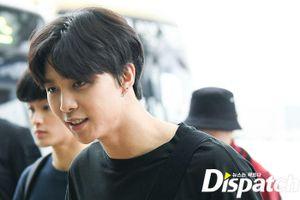 Dàn mỹ nam của X1, Super Junior và NTC127 gây sốt tại sân bay