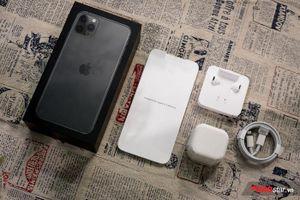 Cận cảnh iPhone 11 Pro Max xanh bóng đêm tại VN: Không quá nổi bật nhưng hấp dẫn lại có thừa!