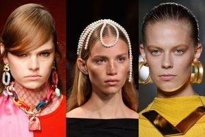 Cơn sốt phụ kiện khổng lồ thống trị các bộ sưu tập thời trang mùa xuân 2020