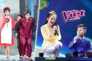 Khánh An 'lột xác 180 độ', Hiểu Minh kết hợp với Lâm Bảo Ngọc 'bùng nổ' sân khấu The Voice Kids 2019