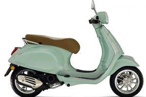Vespa Primavera và Sprint dung tích 50cc ra mắt tại Mỹ