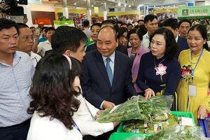 Tăng cơ hội thị trường qua Hội chợ hàng nông sản, thủ công mỹ nghệ và sản phẩm OCOP Thủ đô