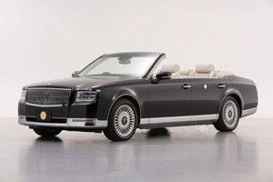 Lễ đăng quang của Nhật hoàng sẽ có sự xuất hiện của 'Rolls-Royce Nhật Bản' phiên bản mới