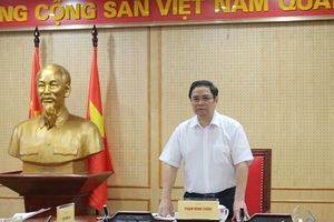 Hội nghị góp ý vào dự thảo các văn bản trình Bộ Chính trị, Ban Bí thư của Ban Tổ chức Trung ương