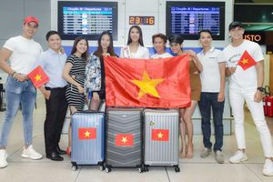 Tường Vy được cấp phép đại diện Việt Nam đi thi Miss Tourism World 2019