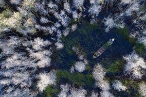 Phong cảnh Việt Nam nhìn từ trên cao lên tạp chí ảnh National Geographic (Mỹ)