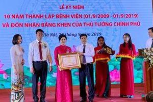 Bệnh viện Mắt Hà Đông kỷ niệm 10 năm thành lập