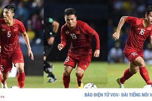 Điểm danh 32 cầu thủ ĐT Việt Nam chuẩn bị đối đầu Malaysia, Indonesia