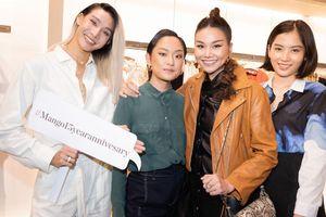 Thanh Hằng tái ngộ học trò The Face 2018 tại sự kiện thời trang gây phấn khích cho người hâm mộ