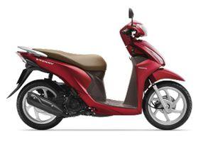 Honda bổ sung màu sắc mới cho xe Vision, giá không đổi
