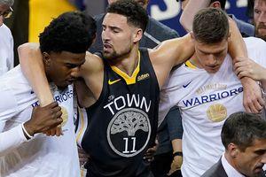 Klay Thompson được khuyên nên rời xa NBA 2 năm để điều trị dứt điểm chấn thương