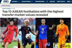 Báo châu Á ngạc nhiên khi cầu thủ Việt Nam vắng mặt trong top 10 Đông Nam Á