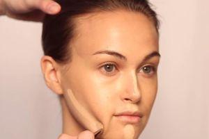 Chuyên gia make up dạy 5 bước tạo khối đơn giản trên gương mặt