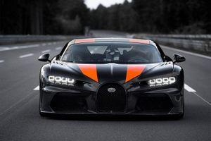 Bugatti Chiron cần gì để đạt tốc độ không tưởng 490 km/h?