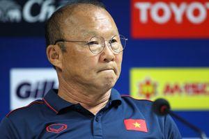 Anh Đức khiến ông Park lo lắng trước trận Việt Nam - Malaysia