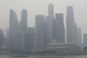 Singapore và Malaysia mịt mù trong bụi, Indonesia phủ nhận là thủ phạm
