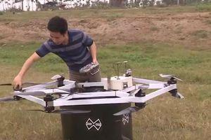 Kỹ sư Việt Nam chế tạo thành công máy bay điện