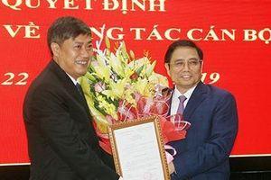 Ông Nguyễn Hữu Đông làm Bí thư Tỉnh ủy Sơn La