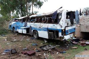 Tai nạn xe buýt ở Pakistan, 26 người thiệt mạng