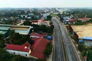 Thành phố Sông Công 'khoác' diện mạo mới nhờ thu hút đầu tư