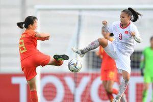Thua Trung Quốc giờ chót, đội nữ U16 Việt Nam trắng tay rời giải châu Á 2019
