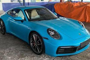 Đại gia Nha Trang tậu Porsche 911 Carrera S hơn 7,6 tỷ