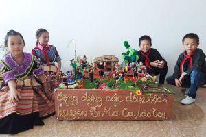 Học sinh Lào Cai đoạt giải cao tại cuộc thi Sáng tạo Thanh thiếu niên, nhi đồng toàn quốc