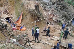 Đột kích 'thủ phủ vàng' Bồng Miêu, hé lộ đại công trường của 'đạo quân vàng tặc'