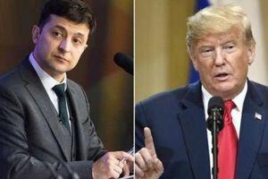 Tổng thống Mỹ biện minh về cuộc điện đàm với nhà lãnh đạo Ukraine