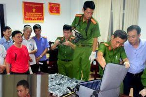 Thừa Thiên Huế: Phá chuyên án vận chuyển ma túy bằng đường sắt