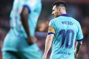 Thua trắng Granada, Barcelona lập kỷ lục tệ hại tại La Liga