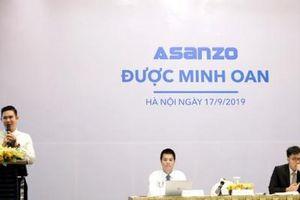 Asanzo họp báo 'được minh oan': Tổng cục Hải quan nói gì?