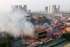 Hà Nội: 93 cơ sở không đảm bảo an toàn về phòng cháy chữa cháy