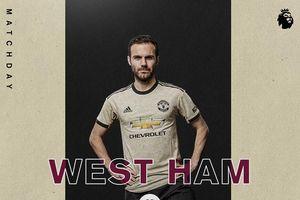 West Ham đấu MU: Đội thắng sẽ vào tốp 4