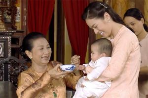 'Mẹ chồng' Nhật Kim Anh vẫn thương cháu nội dù ghét cay ghét đắng con dâu