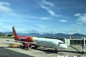 Vietjet ngừng khai thác một số chuyến bay do ảnh hưởng bão Tapah