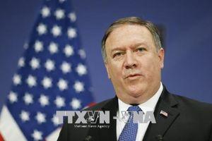 Ngoại trưởng Mỹ: Triển khai quân tới vùng Vịnh để 'răn đe và phòng vệ'