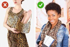 Những cách ăn mặc làm cho bạn trông sang trọng, thời thượng hơn