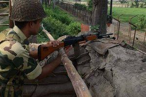 Quân đội Ấn Độ và Pakistan bắn nhau ở khu vực biên giới