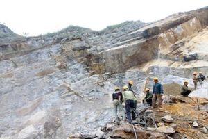 Một phạm nhân tử vong trong quá trình khai thác đá