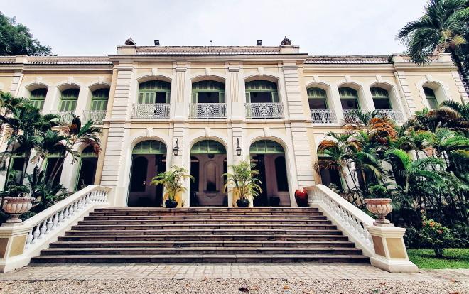 Chiêm ngưỡng dinh thự cổ gần 150 tuổi của Tổng lãnh sự quán Pháp ở Sài Gòn