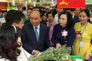 Hà Nội: 170 gian hàng tham gia Hội chợ thúc đẩy kết nối cung cầu sản phẩm OCOP