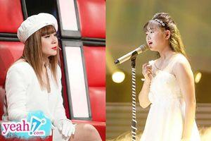 Khánh An hát tặng mẹ bệnh ung thư khiến Lưu Thiên Hương rơi nước mắt