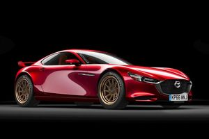 Mazda đang phát triển xe thể thao, hậu duệ của huyền thoại RX-7
