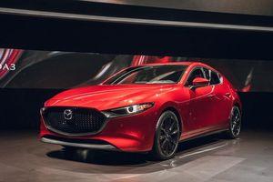 Mazda3 2019 ra mắt Thái Lan, về Việt Nam trong vài tháng tới